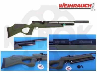 Зустрічайте новинку - купити гвинтівку для полювання Weihrauch (Німеччина)