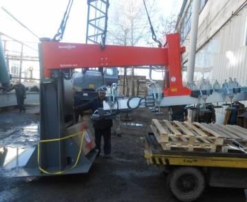 Барський машинобудівний завод купив нове технологічне обладнання