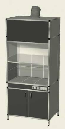 Обновление ассортимента лабораторной мебели