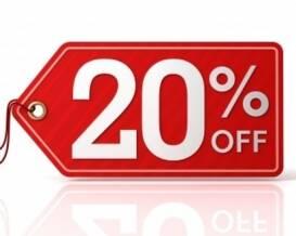 Спеціальна пропозиція: знижка -20% на саджанці лохини + безкоштовна доставка