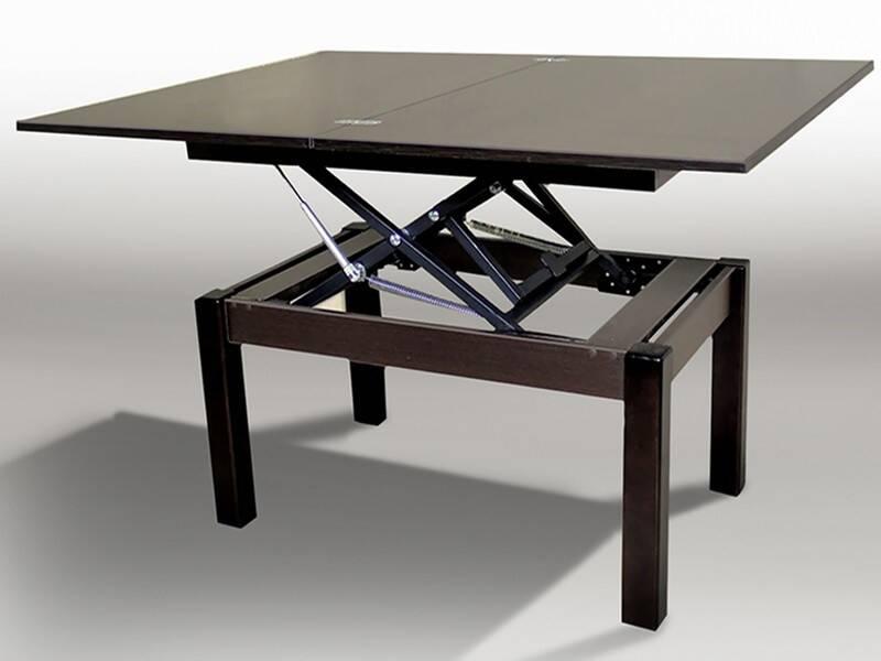 Раздвижные столы трансформеры: удобство и качество !