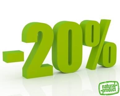 Продлена антикризисная скидка 20% !