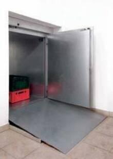 В продаже снова малотоннажный лифт со специальной конструкцией