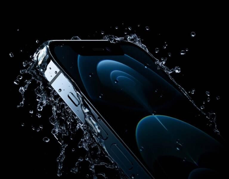 Айфон 12 Про Макс: тест-драйв защиты старшей модели