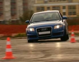 Ефективні курси контраварійного водіння — у нашій автошколі!