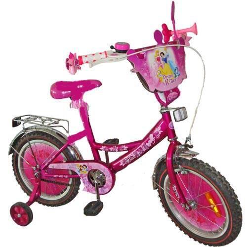 Дитячі велосипеди купити