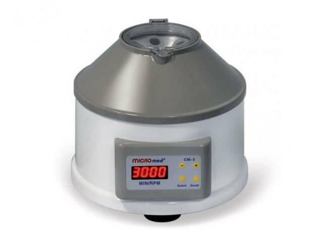 Центрифуга СМ-3 MICROmed(фото)