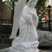 11. Статуя ангела