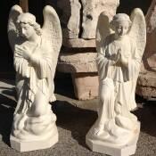 18. Скульптура ангелов