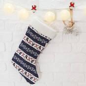Чобіт новорічний Сніговики купити (фото)