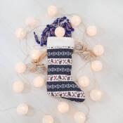 Чобіт новорічний Сніговики ціна (фото)