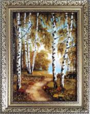 Пейзажи из янтаря (фото)