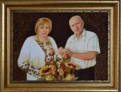 Замовити портрет із бурштину (Україна)