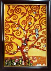 Картины из янтаря (фото)
