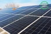 """Сетевая солнечная электростанция мощностью 10 кВт (44 панели), """"Зеленый"""" тариф, г. Мукачево"""