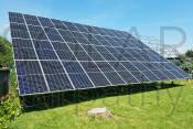 НаземнаяСЭС (30 кВт, 68 фотомодулей), «Зеленый» тариф, г. Мукачево