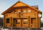 Дерев'яні будинки, ціни