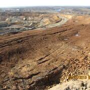 Добывание графита Украина