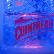 Ледяные фигуры (Киев) - дегустация Cointreau