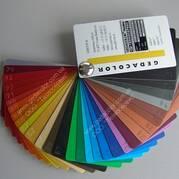 Богатая цветовая палитра 29 цветов+CMYK