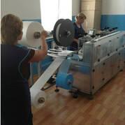 Виготовлення медичних масок в Україні/ Изготовление медицинских масок в Украине