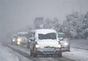 Европу лихорадит ... снегом