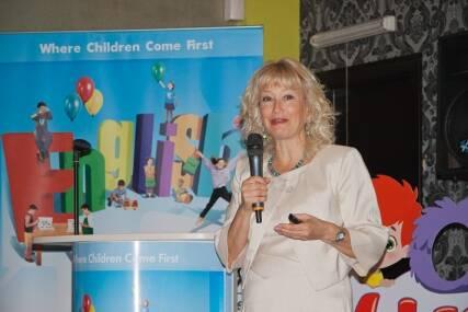 Київ відвідала Хелен Дорон, авторка методики ранньої англійської