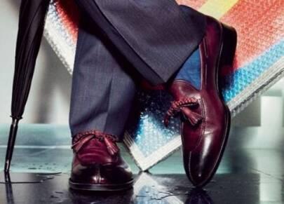 90% жінок звертають увагу на взуття чоловіків
