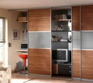 Шкафы-купе – первые по продажам среди мебели