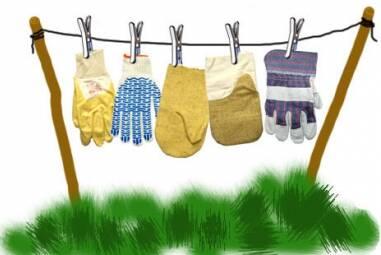 Увага! В інтернет-магазині 1001 Дрібниця з'явилися робочі рукавички!