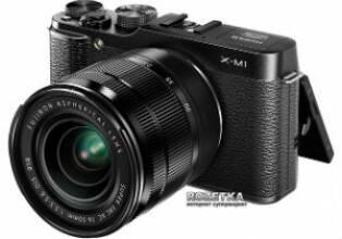 Розетка представила камеру Fujifilm FinePix X-M1 со скидкой на вторую покупку