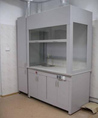 Увага! У нас оновлення асортименту лабораторних меблів!