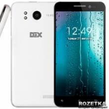 В Украине появились смартфоны от компании DEX
