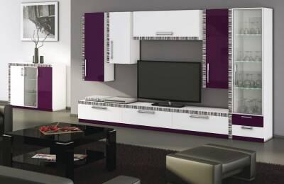Нова колекція елегантних модульних корпусних меблів HUBERTUS MALTA 2013-2014 року!