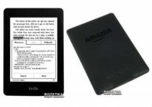 Amazon представил новую модель Kindle Paperwhite