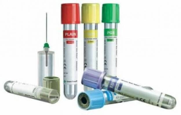 Пробірки для забору та транспортування крові Promed FL Medical