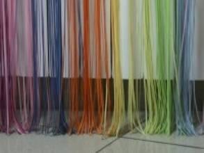 Новинка в сфере вертикальных жалюзи - модные жалюзи String!