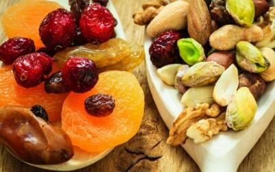 Интернет магазин орехов и сухофруктов ФЛП Димитров обновил ассортимент!