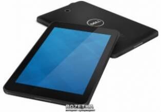 Dell представил новые бюджетные компактные планшеты