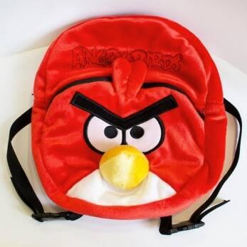 Новинка в ассортименте – детские рюкзаки дошкольные Angry birds!