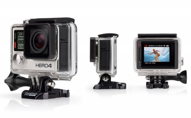 Теперь экшн-камера GoPro HERO4 Silver может стать Вашей!