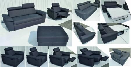 Модная функциональная новинка мебельного сезона 2014 года: мягкая мебель для гостиной FX 15