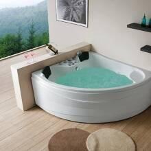 Каковы преимущества акриловых ванн?