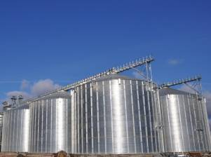 Зерносушилки, зернохранилища - скидка 5% как компенсация новой ввозной пошлины