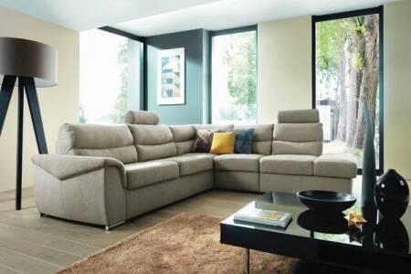 Очередной мебельный шедевр от Bydgoskie Meble - угловой диван FILIN