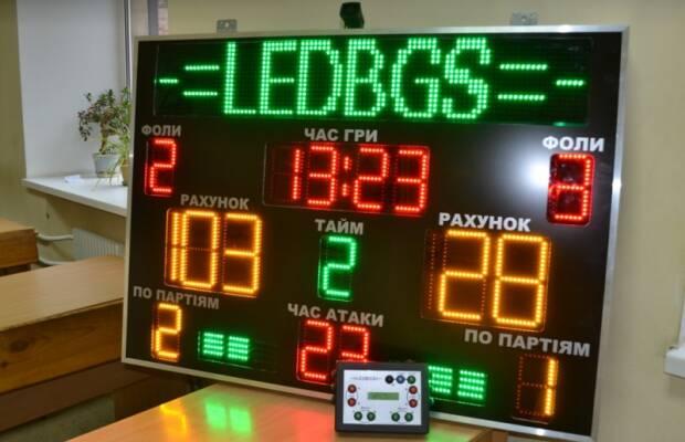Внесок компанії LEDBGS у розвиток дитячо-юнацького спорту