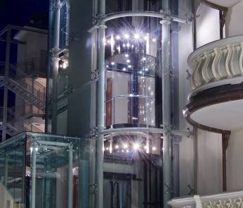 Ліфтове обладнанняунікального дизайну - створіть власний ліфт!