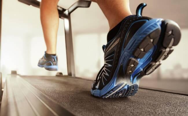 Занятия на беговой дорожке от MOYO помогут подготовиться к высотному забегу