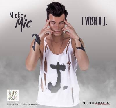 Рождественская премьера: Mickey Mic выпускает долгожданный сингл «I wish U J»