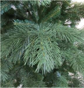 Новогодние новинки: очень реалистичные искусственные елки!